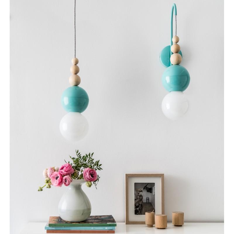 Designerska i minimalistyczna lampa wisząca